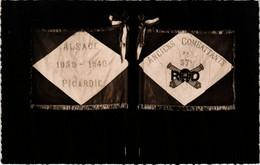 CPA AK Militaire - Drapeaux - Fanion Du 37e R.A.D. - 1939-40 (696912) - Unclassified