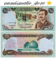 Iraq 25 Dinars 1986 P.73 UNC #645# - Iraq