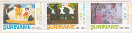 Suriname 1988, Postfris MNH, For The Child - Surinam