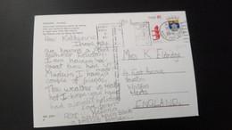 Portugal - Postal Circulado - Cartas