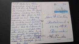 Portugal - Postal Circulado (ship) - Cartas