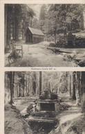 2869253Fichtelgebirge, Weissmann Quelle 887 M. Nabquelle 867 M. 1925 (sehe Ecken) - Ohne Zuordnung