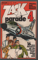 Koralle Zack Parade  4 (1973) - 16 Neue Abenteuer Mit Den Berühmten Comic-Helden Aus Zack - Other