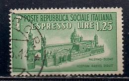 ITALIE  POSTE EXPRESS    N°    6  OBLITERE - Eilsendung (Eilpost)