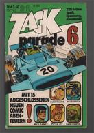 Koralle Zack Parade  6 (1974) - Lucky Luke Blueberry Mick Tangy Pittje Pit Dan Cooper - Other