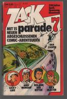Koralle Zack Parade  7 (1974) - Dan Cooper Lucky Luke Andy Morgan Roland DerRitter Rick Master - Other