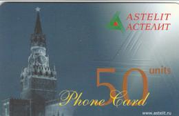 PHONE CARD RUSSIA TELECOM (CK42 - Russia
