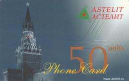 PHONE CARD RUSSIA TELECOM (CK55 - Russia
