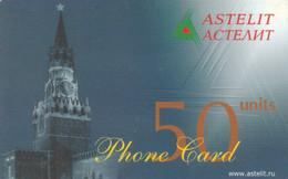PHONE CARD RUSSIA TELECOM (CK60 - Russia