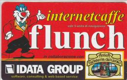 PHONE CARD ITALIA PUBBLICITARIA (CK81 - [2] Sim Cards, Prepaid & Refills