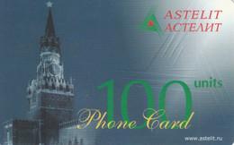 PHONE CARD RUSSIA TELECOM (CK115 - Russia