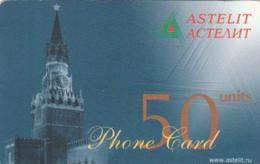 PHONE CARD RUSSIA TELECOM (CK166 - Russia