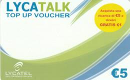 PHONE CARD ITALIA (CK180 - [2] Sim Cards, Prepaid & Refills