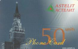 PHONE CARD RUSSIA TELECOM (CK208 - Russia