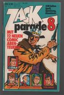 Koralle Zack Parade  8 (1974) - Vaillant Rick Master Lucky Luke Sven Jansen - Other