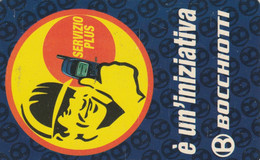 PHONE CARD ITALIA INTEROUTE BOCCHIOTTI (CK223 - [2] Sim Cards, Prepaid & Refills