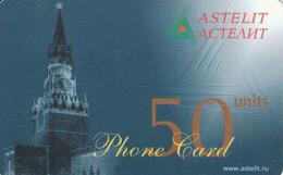 PHONE CARD RUSSIA TELECOM (CK327 - Russia
