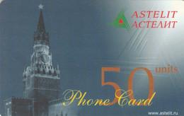 PHONE CARD RUSSIA TELECOM (CK346 - Russia