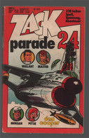Koralle Zack Parade 24 (1977) - Vaillant Master Morgan Pittje Dan Cooper - Other