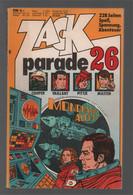 Koralle Zack Parade 26 (1977) - Cooper Vaillant Pittje Master Mondbasis Alpha 1 - Other