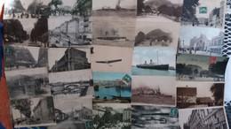 Lot De 100 Cpa Nombreuses Animations - Villes-villages-vues (3) - 100 - 499 Postales