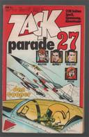 Koralle Zack Parade 27 (1978) - Master Alpha 1 Vaillant Pittje Dan Cooper - Other