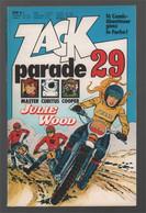 Koralle Zack Parade 29 (1978) - Master Cubitus Cooper Julie Wood - Other