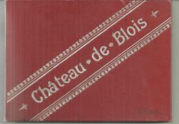 Carnet De 12 Photos Chateau De Blois 41 Loir Et Cher - Orte