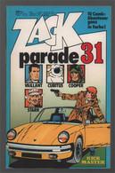 Koralle Zack Parade 31 (1978) - Vaillant Cubitus Cooper Stark Rick Master - Other