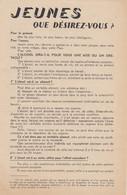 COMITE NATIONAL DE DEFENSE CONTRE L'ALCOOLISME ,paris 6eme - Organisations