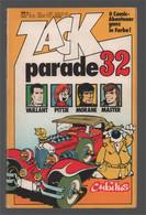 Koralle Zack Parade 32 (1978) - Vaillant Pittje Morane Master Cubitus - Other