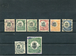 TANGANYIKA 1922 USED/CTO - Tanganyika (...-1932)