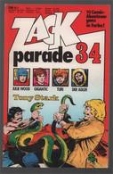 Koralle Zack Parade 34 (1979) - Julie Wood Gigantic Turi Der Adler Tony Stark - Other