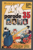 Koralle Zack Parade 35 (1979) - Julie Wood Tunga Tony Stark Yalek Pittje Pit - Other