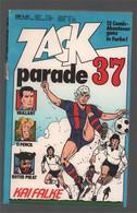 Koralle Zack Parade 37 (1980) - Vaillant O Pencil Roter Pirat Kai Falke - Other