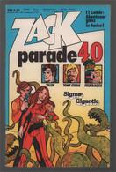 Koralle Zack Parade 40 (1980) - Yalek Tony Stark Feueraoge Sigma-Gigantic - Other