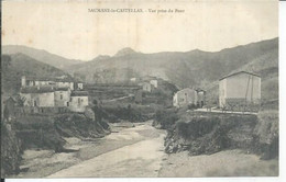 SAUMANE-LE-CASTELAS  - VUE PRISE DU PONT - Sonstige Gemeinden