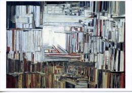 "Vieira Da Silva ""l'issue Lumineuse"" Huile Sur Toile - Coll Particulière Paris Grand Palais Expo 1988 - Pittura & Quadri"