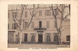 13-MARIGNANE-HOTEL FERREOL-N°2040-H/0391 - Marignane
