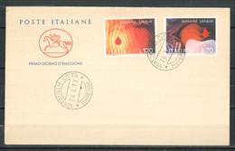 1977 - FDC (439) - F.D.C.