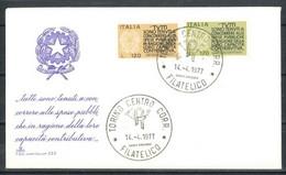 1977 - FDC (442) - F.D.C.