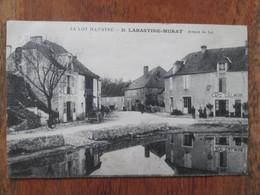 Labastide Murat . Avenue Du Lac . Cafe Calmon - Other Municipalities