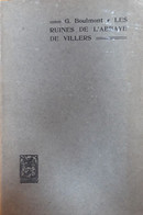 Les Ruines De L'abbaye De Villers-la-Ville - Gustave Boulmont (nouvelle édition) - Belgium