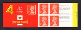 GRANDE-BRETAGNE 1993 - Carnet Yvert C1670-1 - SG HB5 - NEUF** MNH - Barcode Booklet With 4 NVI 1st Class Stamps - Markenheftchen
