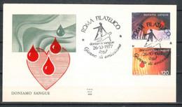 1977 - FDC (443) - F.D.C.