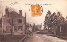 28-SAINVILLE-LA PORTE DE DOURDAN-N°2042-A/0247 - Other Municipalities