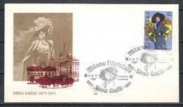 1977 - FDC (444) - F.D.C.