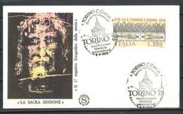 1978 - FDC (448) - F.D.C.