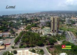 Togo Lomé Aerial View New Postcard - Togo
