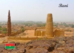 Burkina Faso Bani Mosque Overview New Postcard - Burkina Faso